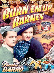 Burn-Em up Barnes Volume 2 (Chapters - (Region 1 Import DVD)