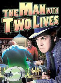 Man with Two Lives - (Region 1 Import DVD)