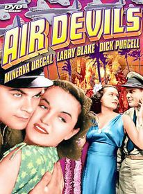 Air Devils - (Region 1 Import DVD)