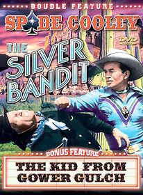 Silver Bandit/Kid from Glower - (Region 1 Import DVD)