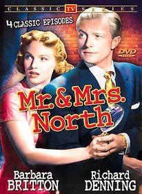 Mr. & Mrs. North - (Region 1 Import DVD)