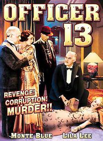 Officer 13 - (Region 1 Import DVD)