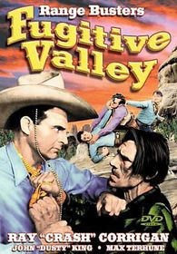 Fugitive Valley - (Region 1 Import DVD)