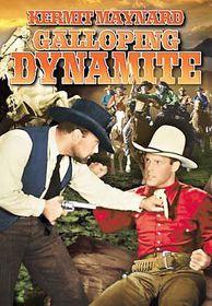 Galloping Dynamite - (Region 1 Import DVD)