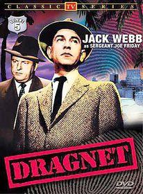 Dragnet:TV Classics Vol 5 - (Region 1 Import DVD)