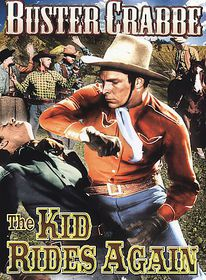 Kid Rides Again - (Region 1 Import DVD)