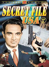 Secret File USA - (Region 1 Import DVD)