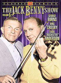 Jack Benny Show:Vol 5 TV Classics - (Region 1 Import DVD)