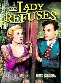 Lady Refuses - (Region 1 Import DVD)