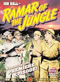 Ramar of the Jungle - (Region 1 Import DVD)