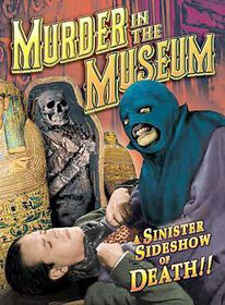 Murder in the Museum - (Region 1 Import DVD)