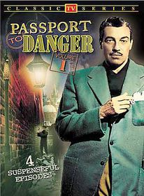 Passport to Danger:Classic TV - (Region 1 Import DVD)