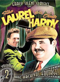 Early Silent Classics of Stan Laurel and Oliver Hardy Vol 2 - (Region 1 Import DVD)