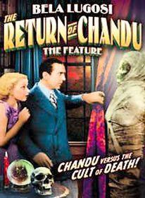 Return of Chandu:Feature - (Region 1 Import DVD)
