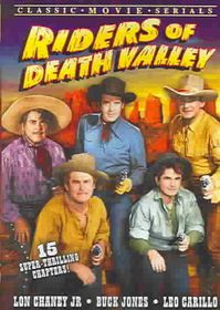 Riders of Death Valley:Chapters 1 15 - (Region 1 Import DVD)