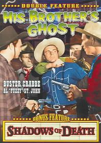 Shadows Of Death/His Brothers Ghost - Double Feature - (Region 1 Import DVD)