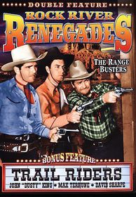 Trail Riders/Rock River Renegades - (Region 1 Import DVD)