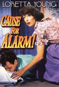 Cause for Alarm - (Region 1 Import DVD)