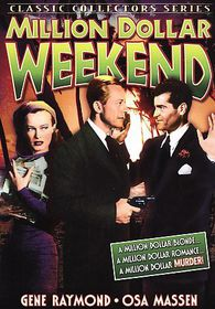 Million Dollar Weekend - (Region 1 Import DVD)