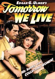 Tomorrow We Live - (Region 1 Import DVD)