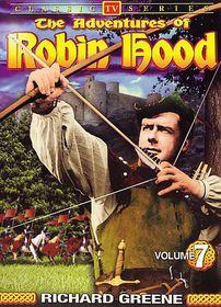 Adventures of Robin Hood:Vol 7 - (Region 1 Import DVD)