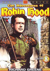 Adventures Of Robin Hood - Vol 8 Classic Television - (Region 1 Import DVD)