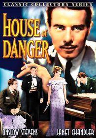 House of Danger - (Region 1 Import DVD)