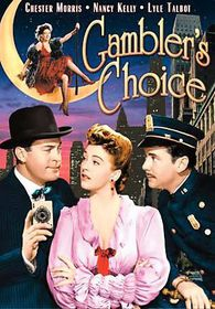 Gambler's Choice - (Region 1 Import DVD)
