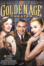 TV Golden Age Theater:Vol 2 - (Region 1 Import DVD)