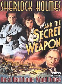Sherlock Holmes and the Secret Weapon - (Region 1 Import DVD)