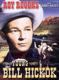Young Bill Hickok - (Region 1 Import DVD)