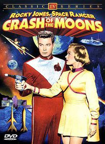 Crash of the Moons - (Region 1 Import DVD)