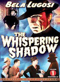 Whispering Shadowvol. 1: Chapter 1-6 - (Region 1 Import DVD)