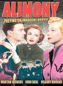 Alimony - (Region 1 Import DVD)