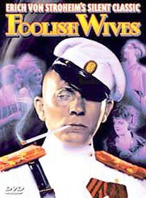 Foolish Wives - (Region 1 Import DVD)