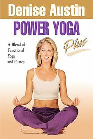 Power Yoga Plus - (Region 1 Import DVD)