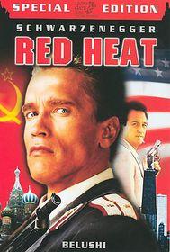 Red Heat - (Region 1 Import DVD)