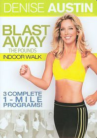 Blast Away the Pounds Indoor Walk - (Region 1 Import DVD)