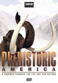 Prehistoric America - (Region 1 Import DVD)