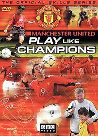 Manchester United:Play Like Champion - (Region 1 Import DVD)