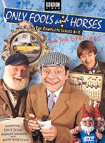 Only Fools and Horses Complete Series 4-5 plus Specials - (Region 1 Import DVD)