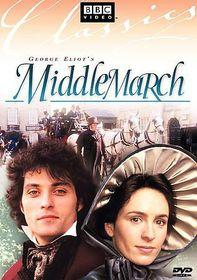 Middlemarch - (Region 1 Import DVD)