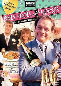 Only Fools and Horses: Complete Series 6 - (Region 1 Import DVD)