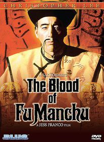 Blood of Fu Manchu - (Region 1 Import DVD)