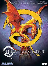 Q:the Winged Serpent - (Region 1 Import DVD)