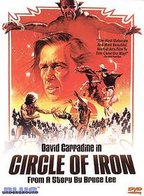 Circle of Iron - (Region 1 Import DVD)