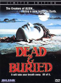 Dead and Buried - (Region 1 Import DVD)