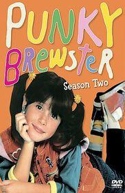 Punky Brewster:Season Two - (Region 1 Import DVD)
