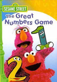 Sesame Street:Great Numbers Game - (Region 1 Import DVD)