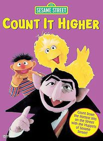 Sesame Street:Count It Higher - (Region 1 Import DVD)